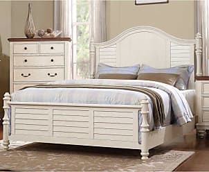 Winners Only Arched Shutter Cottage Panel Bed, Size: Queen - BAP2001QN