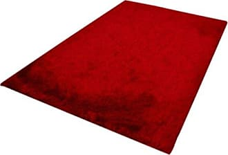 Noble House MIL38097999 Milan Area Rug, 7-Feet 9-Inch x 9-Feet 9-Inch, Red