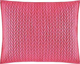Five Queens Court Catori Standard Sham, Pink