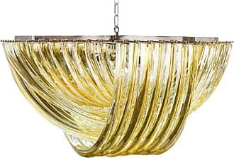 VENINI Murano curve Chandelier In The Style Of Venini