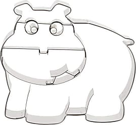Emporte-pièce hippopotame 6 cm BIRKMANN Emporte-pièce