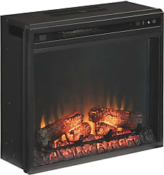 Signature Design by Ashley Entertainment Accessories Electric Wood Log Fireplace Insert - W100-01