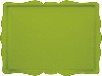 Kesper 77202 Plateau de Service Anti-D/érapant Plastique Vert 45,5 x 32 x 4,5 cm