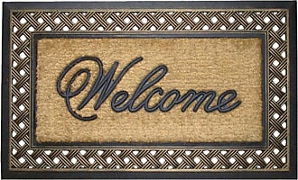 First Impression Large Outdoor Brush Door Mat - A1HOME200028
