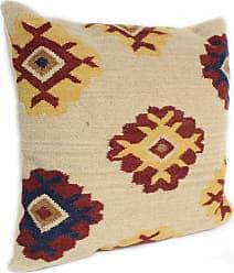 Bashian Navajo KP103 Indoor Throw Pillow - KIPL-BE-1.6 PL-KP103