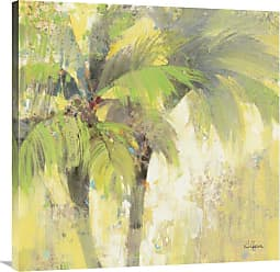 Global Gallery Breezy Palm I Wall Art - GCS-468448-3636-142