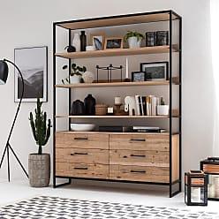 Regale (Wohnzimmer) in Braun − Jetzt: bis zu −49% | Stylight