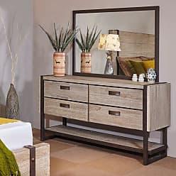 Whiteline Imports Richmond 4 Drawer Dresser - WHIT730-1