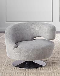 Interlude Home Arabella Right-Arm Swivel Chair