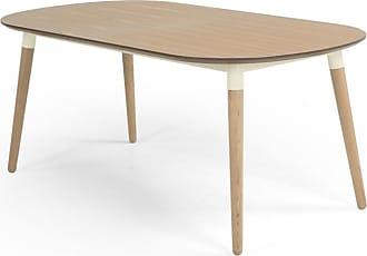 Eetkamertafel Uitschuifbaar Wit : Eettafels in wit − producten van merken stylight