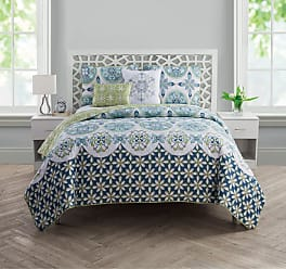 VCNY Vandeliss Reversible Quilt Set by VCNY, Size: Full/Queen - VN5-5QT-FUQU-IN-13