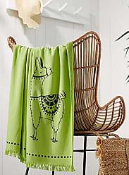Simons Maison Desert llama beach towel 100 x 180 cm