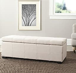 Magnificent Upholstered Benches In Beige Now Up To 50 Stylight Frankydiablos Diy Chair Ideas Frankydiabloscom