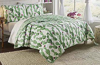 Ellery Homestyles Vue 3-Piece Reversible Quilt Set, King, Otto
