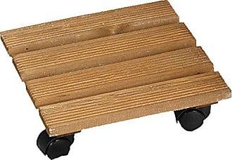 Braun//Silber 30 x 10 x 10 cm Holz 66902 Gr/ö/ße 42-43 aus FSC-zertifiziertem Lotusholz Kesper Schuhspanner