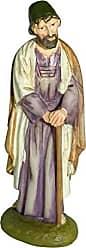 BERTONI Figurine de Josef Multicolore 10 cm Multicolore Bois Dense