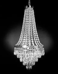 Harrison Lane J2-1018 4 Light 17 Wide Single Tier Crystal Chandelier