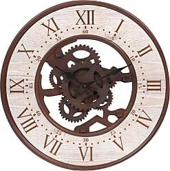 Horloges Murales 609 Produits Soldes Jusqu A 32