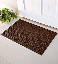 Bungalow Flooring Waterhog Cable Weave Doormat, 2 x 5