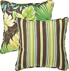 Pear//Green 25 Pillow Perfect Outdoor//Indoor Fresco Floor Pillow Solid