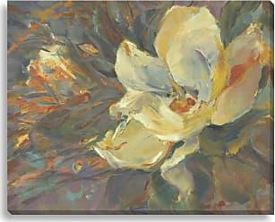 Gallery Direct Magnolia I Indoor/Outdoor Canvas Print by Suzanne Stewart, Size: Medium - NE73526