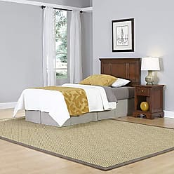 Home Styles Chesapeake Classic Cherry Twin Headboard and Night Stand by Home Styles