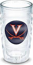 Trevis Tervis Virginia University Emblem Individual Tumbler, 10 oz, Clear