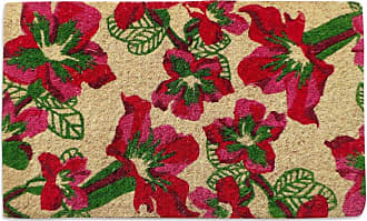 First Impression Wildflowers Outdoor Door Mat - A1HOME200056