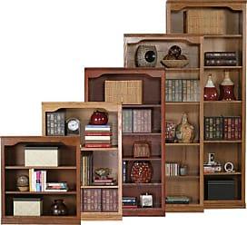 Eagle Furniture Classic Oak Customizable Open Bookcase, Size: 36 in. - 14336NGDK