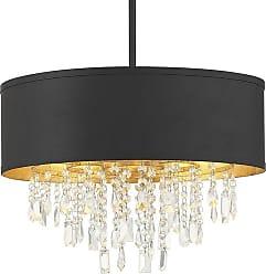 Savoy House 6-2292-4 Sparkler 4 Light 18 Wide Crystal Drum Chandelier