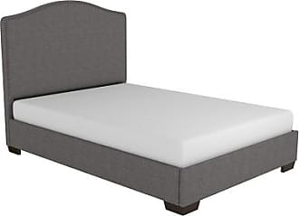 Ashley Furniture Gavin Full Upholstered Bed, Black/Gray