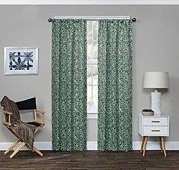 Ellery Homestyles KOZDIKO Eclipse Bryton Blackout Window Curtain Panel, 37 x 95, Forest