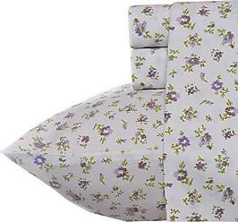 Revman International Laura Ashley Petite Fleur Sheet Set, King, Lavender