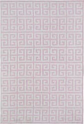 Kaleen Rugs Lily & Liam Collection LAL03-92 Pink Machine Tufted Rug, 3 x 5
