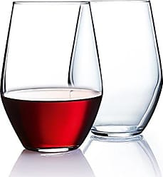 Clear Set of 12 Luminarc Arc International Connoisseur Bulk Margarita Glass