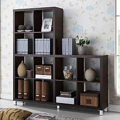 Baxton Studio Cube Cabinet - CB-2224