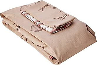 Catherine Lansfield Canterbury Spannbettlaken f/ür Bett mit 180 cm breitem Rand Pink
