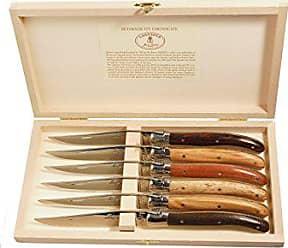 Kom Amsterdam Steakmesser Stahl