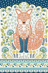 Ulster Weavers 29.1x18.9 Woodland Fox Cotton Tea Towel