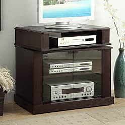 4D Concepts Swivel Top Cherry TV Stand - 08699