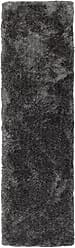Kaleen Rugs ISF01-38-238, 23 x 8, CHARCOAL