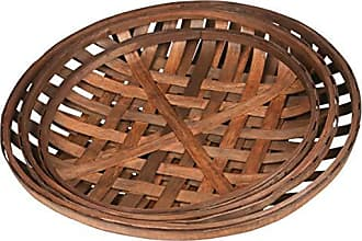 Urban Trends Collection s 57410 Basket, Brown