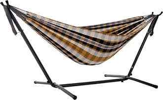 Ashley Furniture Patio Double Hammock with Stand, Gold Coast