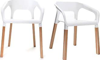 Sedie Bianche Design : Sedie − 1085 prodotti di 46 marche stylight