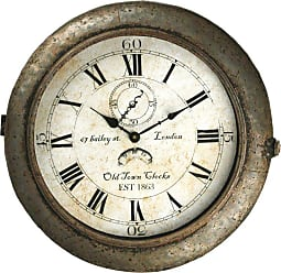 Zentique 17.5 in. Iron Wall Clock - PC036