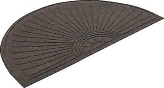 Guardian Floor Protection EcoGuard Diamond Fan Indoor Door Mat