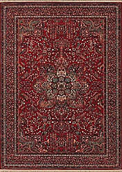 Couristan Couristan 0612/3337 Kashimar All Over Center Medallion/Antique Red 2-Feet 2-Inch by 4-Feet 9-Inch Rug