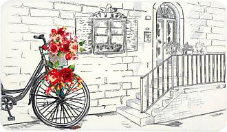 Évolur Home Rose Basket Nursery Rug - 1051