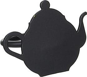 Village Wrought Iron 2.5 Inch Teapot Napkin Ring