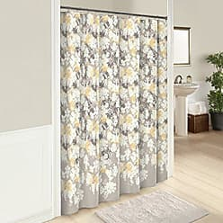 Ellery Homestyles Marble Hill Garden Party Shower Curtain, 72 x 72, Multi